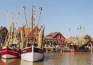 Ferienwohnung an der Nordsee in Esens