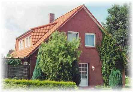 Ferienhaus 1 in Esens an der Nordsee Ostfriesland